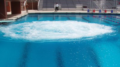 Pool bubbler system