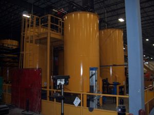 fuel blending equipment