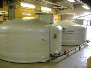 Sodium Hypochlorite Tank Mixing Wastewater Treatment
