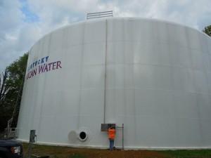 Water Storage Tank Mixer